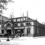 Die Marheineke Markthalle im Jahr 1925.